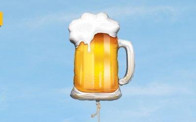CERVEZA CON HELIO, ¿es posible elaborar una birra así?