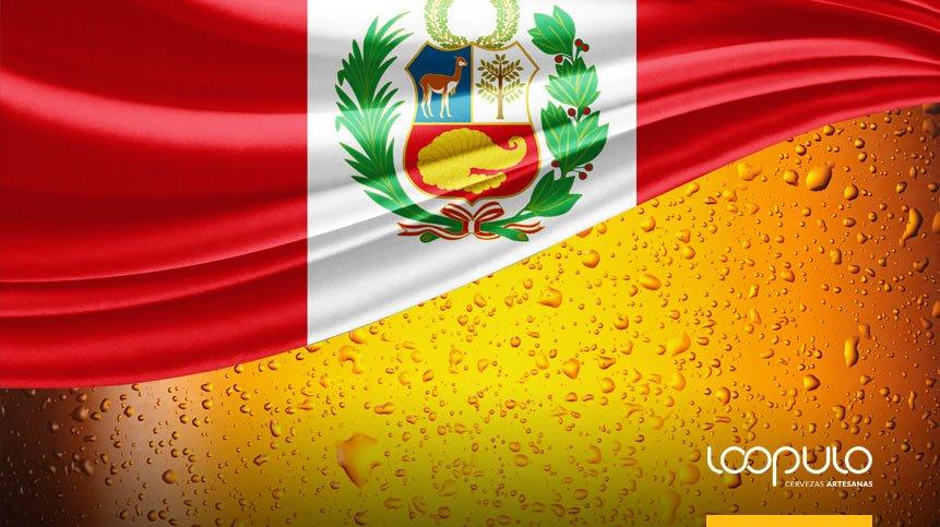 Bandera de Perú - Loopulo