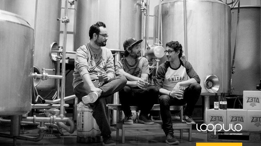 Zeta Beer – Loopulo