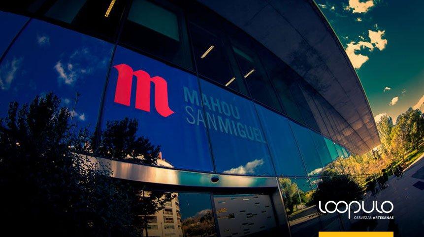 Nariz electrónica Grupo Mahou San Miguel