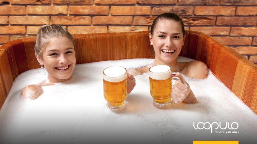 Spa de cerveza, Beer Spa Granada – Loopulo