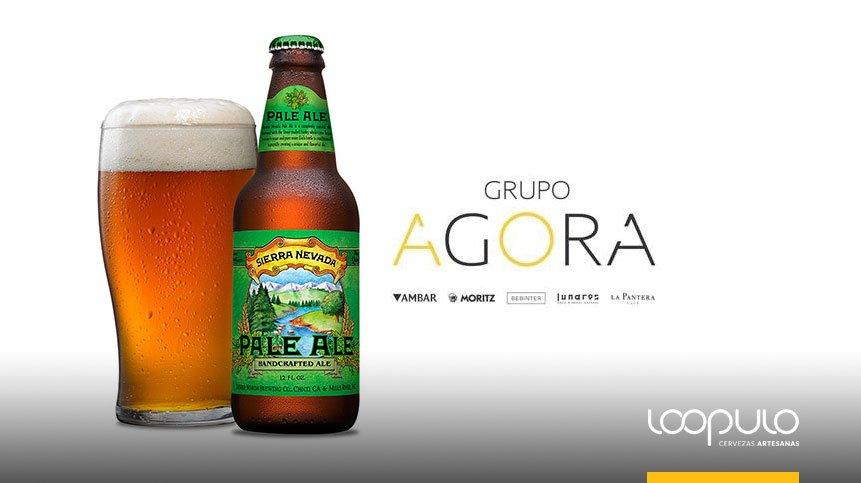 Grupo Agora distribuirá Sierra Nevada en España