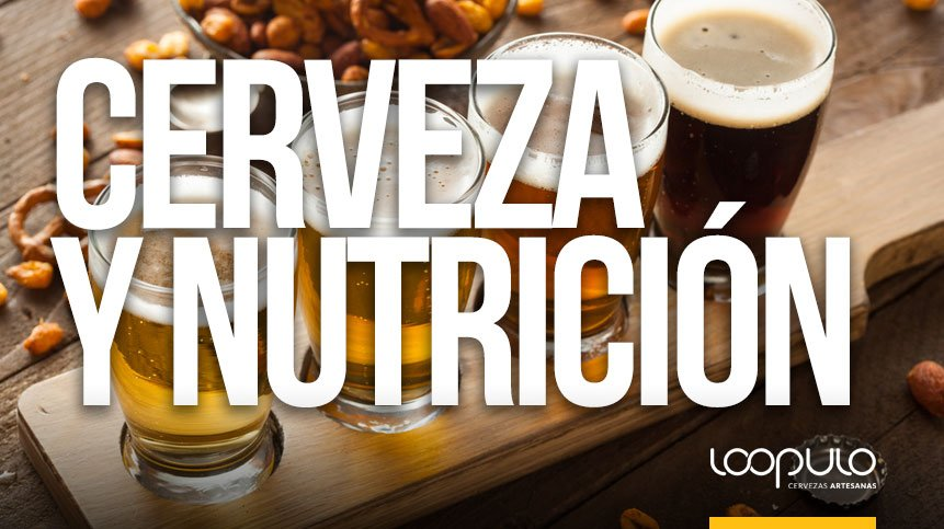 La nutrición de las cervezas