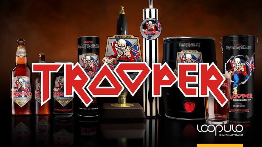 Trooper – Light Brigade – Iron Maiden – Loopulo