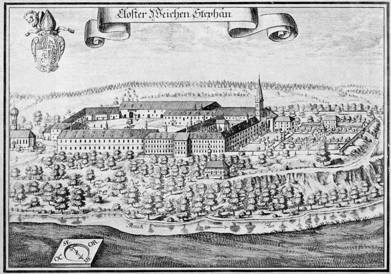 Weihenstephaner, la cervecería más antigua del mundo