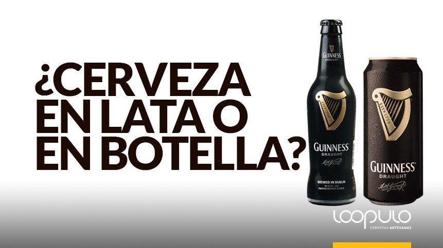 Cerveza en lata o en botella – Loopulo