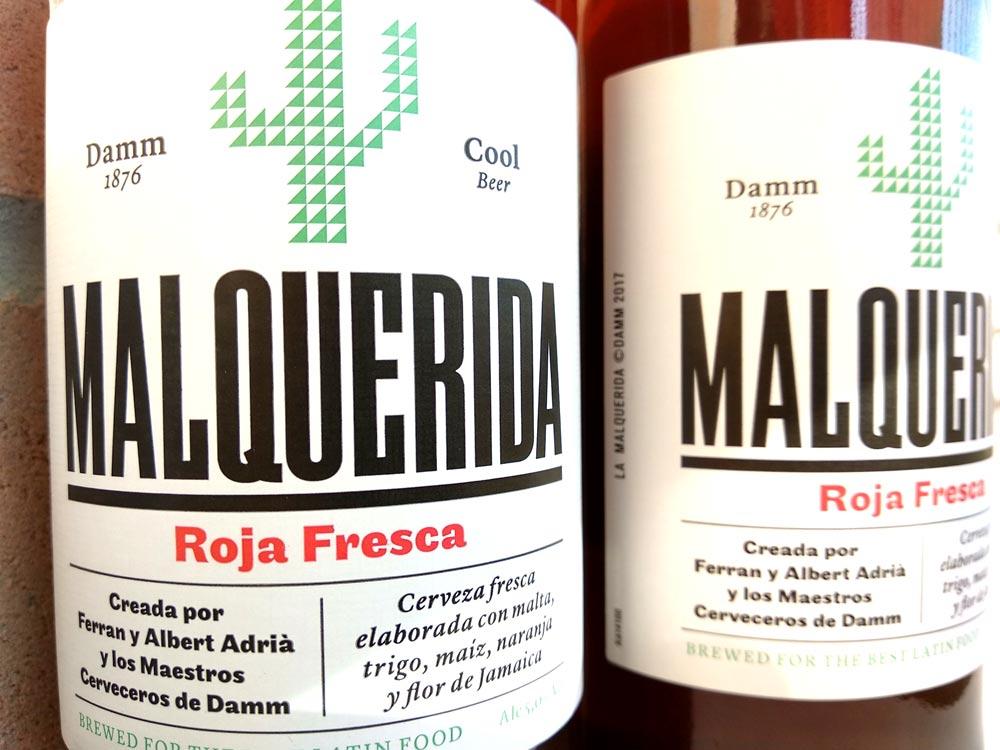 MALQUERIDA, la cerveza DAMM de los hermanos Adrià – Loopulo