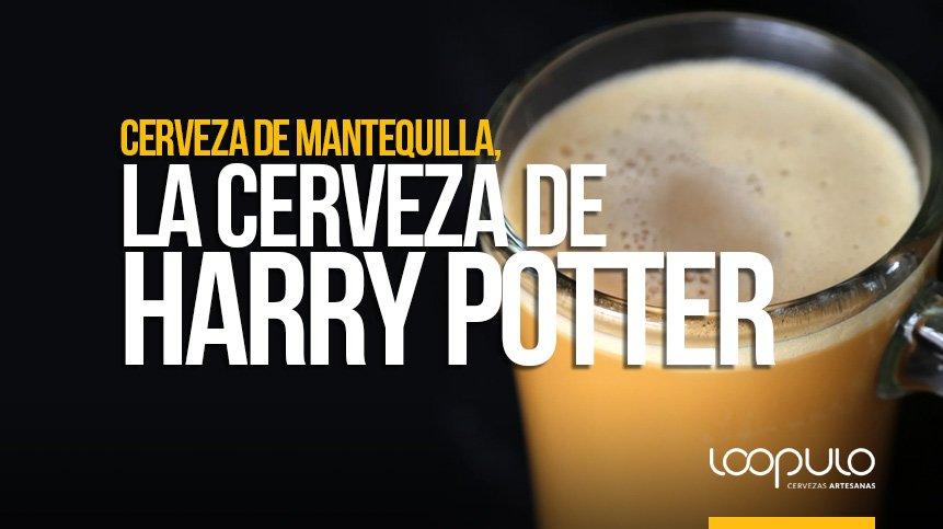CERVEZA DE MANTEQUILLA, la cerveza de Harry Potter – Loopulo
