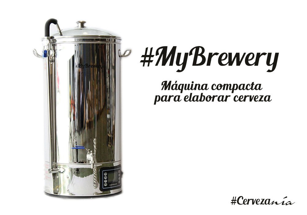 MyBrewery Homebrewing Compact Equipment