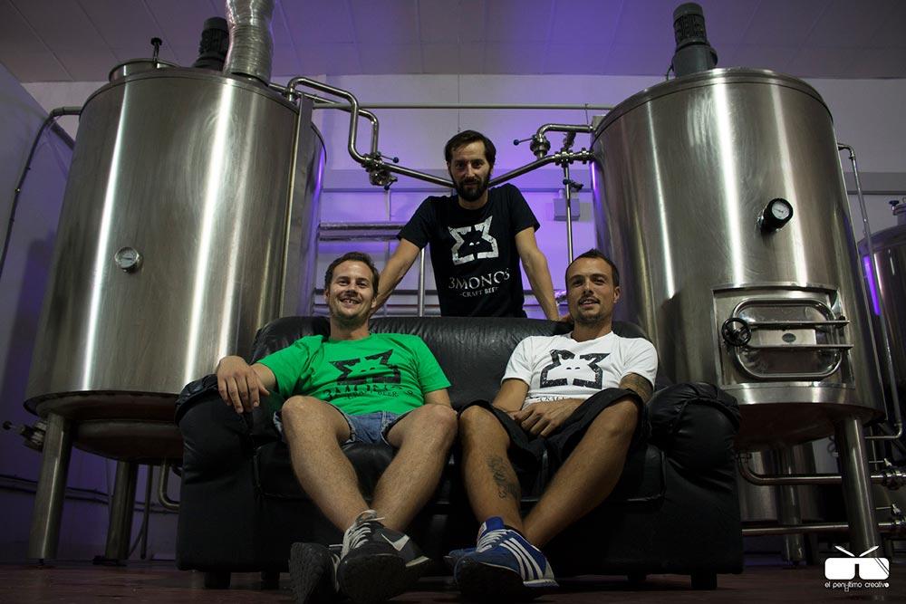 3Monos Craft Beer, cervezas artesanas de Málaga – Loopulo