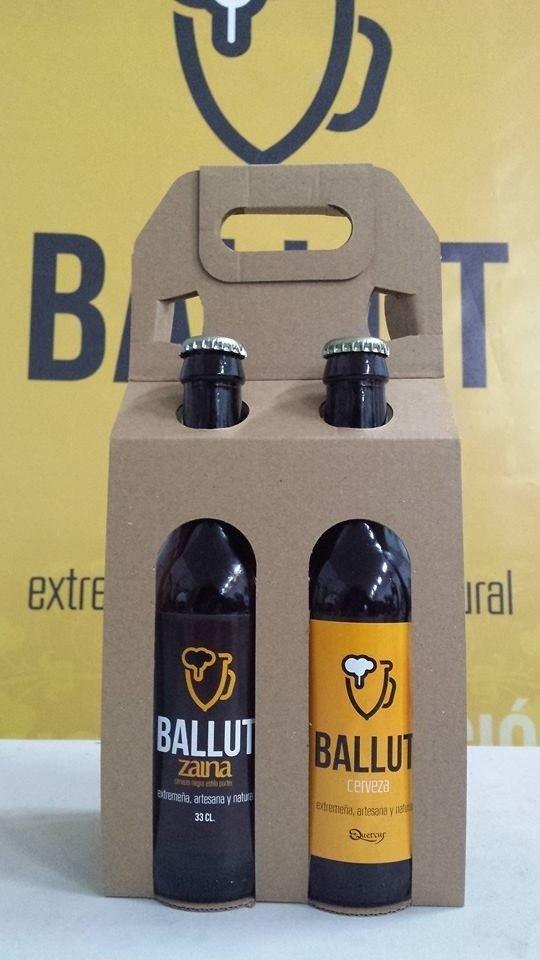 BALLUT y sus cervezas artesanas de Extremadura – Loopulo