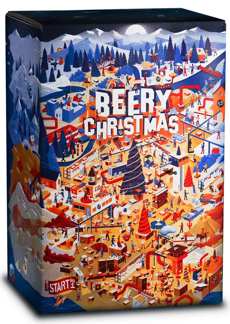 BEERY CHRISTMAS, vuelve el calendario de adviento de HOPT | Loopulo
