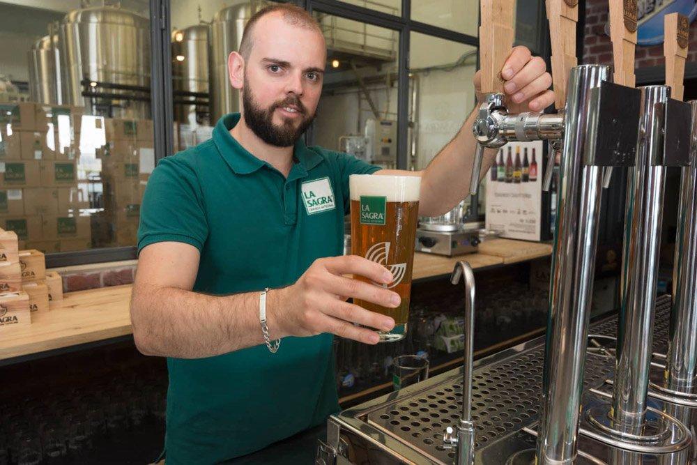 Entrevista a Carlos García, fundador de Cerveza La Sagra – Loopulo