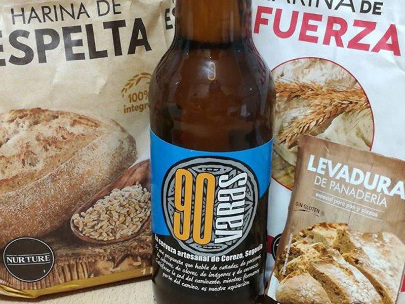Concurso de RECETAS con cerveza de 90 varas y Cookpad