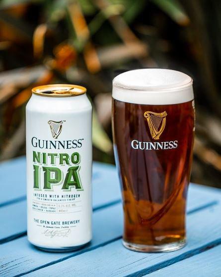 NITRO IPA, la nueva cerveza de Guinness llega a España – Loopulo