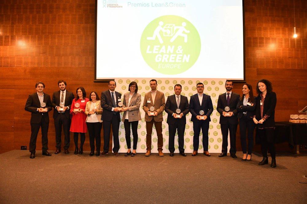 Lean&Green premia a Mahou San Miguel por su labor de sostenibilidad – Loopulo
