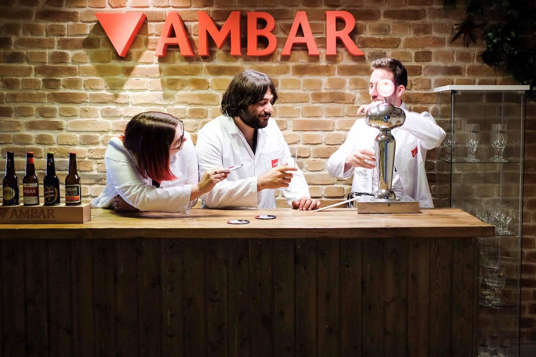 Escape Cervecero, el juego de Ambar basado en los Escape Room – Loopulo