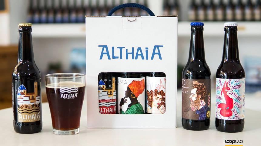 Althaia, cervezas artesanas elaboradas en Alicante – Loopulo