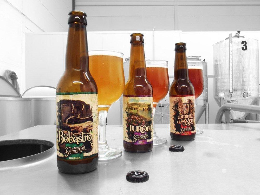 Cervezas Gaitanejo, cervezas artesanas de Ardales – Loopulo