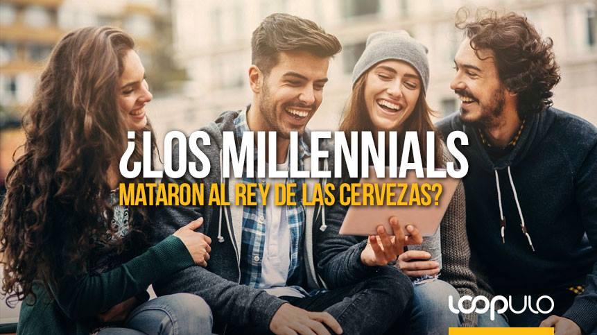 Los millennials mataron al rey de las cervezas – Loopulo