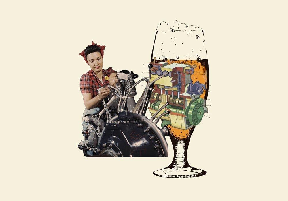 Mujeres cerveceras, desmontando todos esos clichés – Loopulo