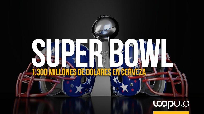 Super Bowl generará unos 1.300 millones de dólares en cerveza – Loopulo