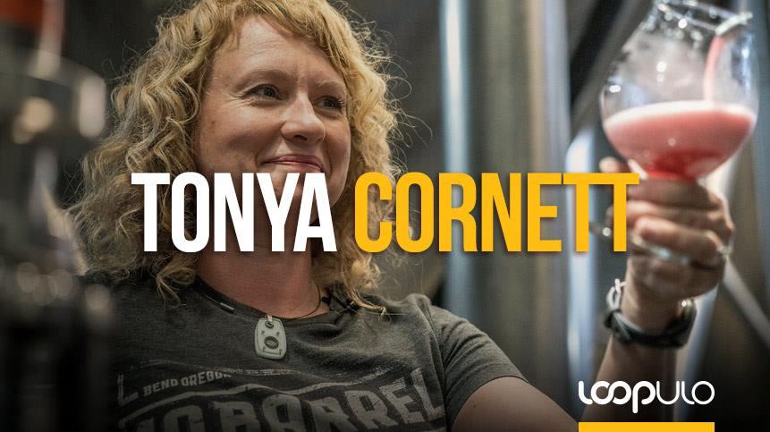 Tonya Cornett, maestra cervecera de 10 Barrel Brewing – Loopulo