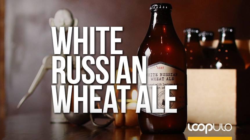 White Russian Wheat Ale, la cerveza de The Big Lewoski
