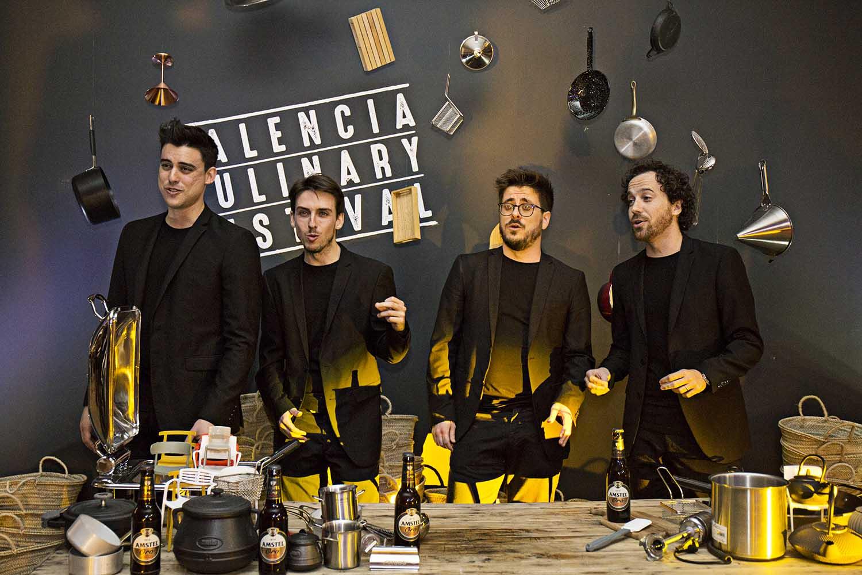 Veles e Vents acoge 'La noche de la gastronomía valenciana' – Loopulo