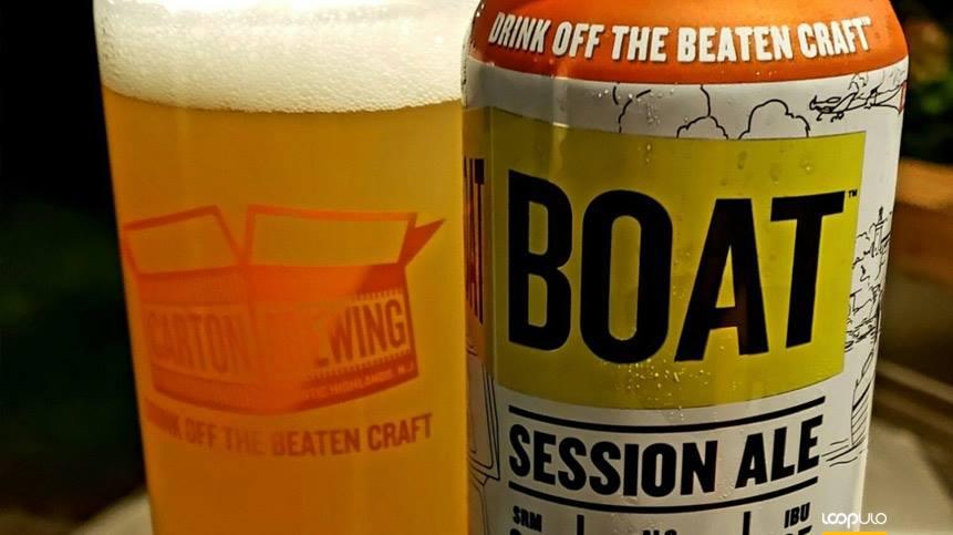 Carton Boat Beer – Loopulo
