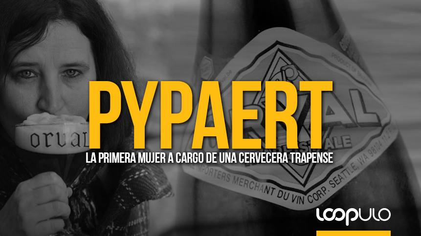 Pypaert, la primera mujer a cargo de una cervecera trapense