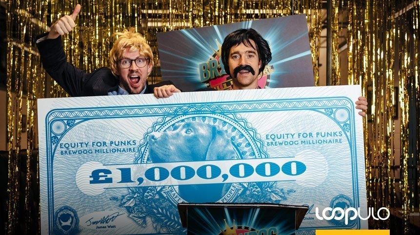 BrewDog quiere hacerte millonario con su Equity for Punks – Loopulo