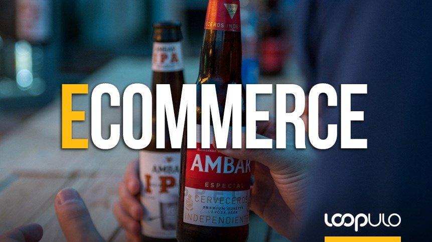 Cervezas Ambar pone en marcha su ecommerce – Loopulo