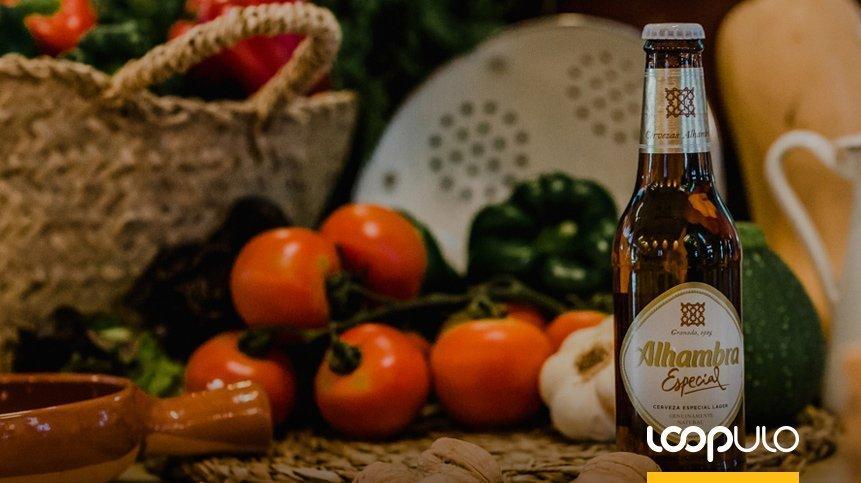 Cervezas Alhambra lleva a Málaga la gastronomía de Momentos Alhambra