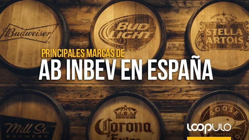 ¿Cuáles son las principales marcas de AB InBev en España? – Loopulo