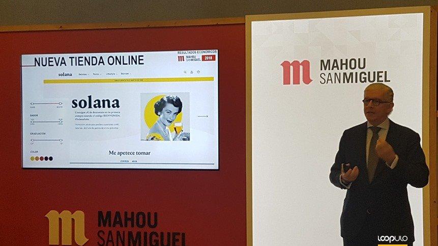 Solana, la nueva plataforma e-Commerce de Mahou San Miguel – Loopulo