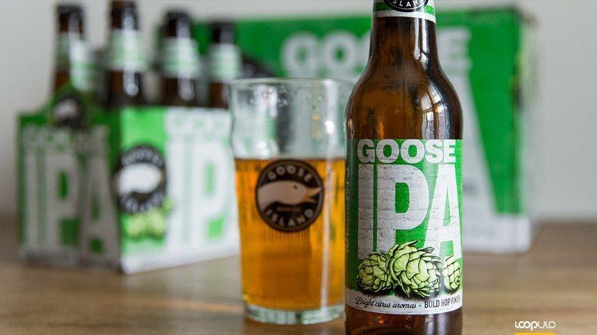 Goose IPA – Loopulo