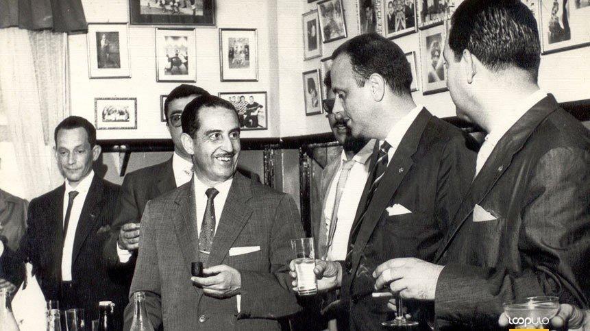 Manuel Fraga, presidente de El Águila – Loopulo