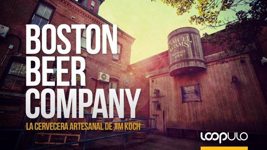 Boston Beer Company, la cervecera artesanal de Jim Koch – Loopulo