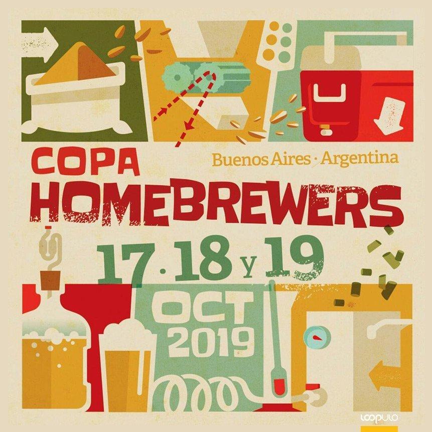 La primera Copa Homebrewer llega a Argentina – Loopulo