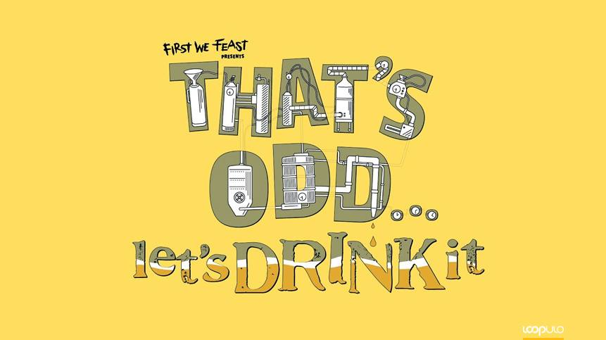 That Odd, Let's Drink It! – Loopulo