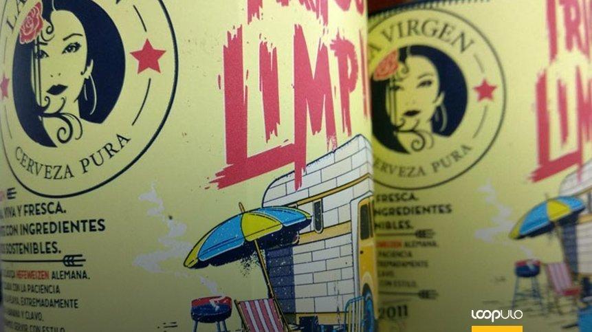 Trigo Limpio de Cerveza La Virgen – Loopulo
