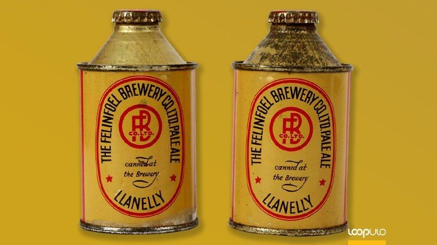 Las históricas latas de cerveza de más de 2.500 euros – Loopulo