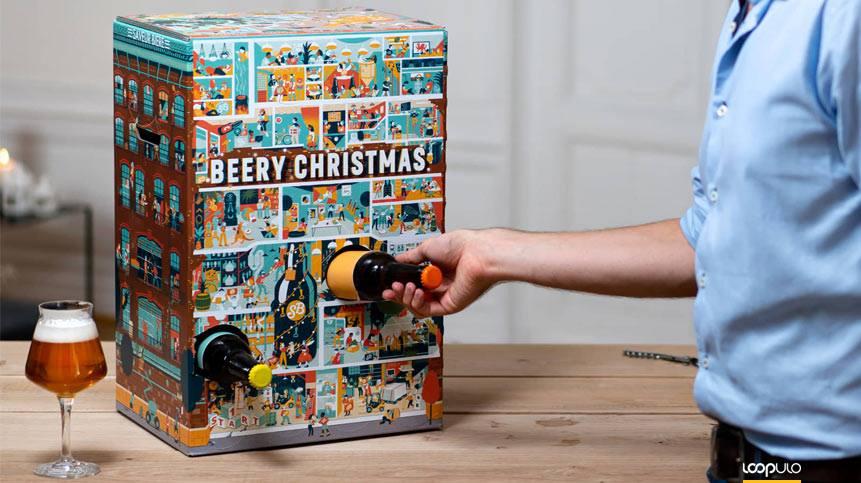 Beery Christmas 2019, el calendario de adviento está de vuelta – Loopulo