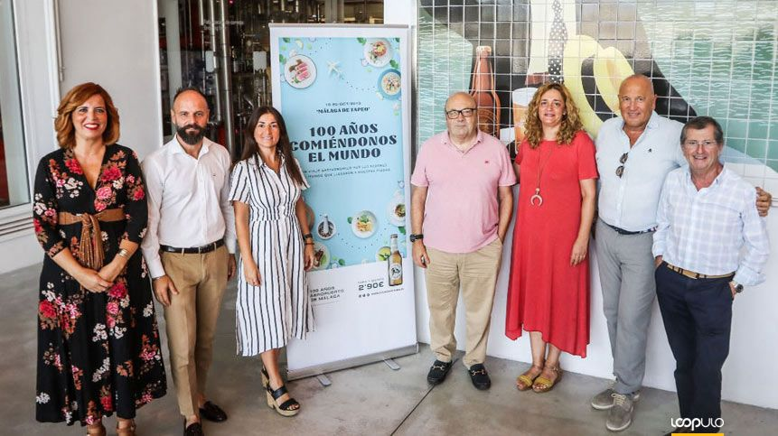 Cervezas Victoria presenta la nueva edición de Málaga de Tapeo | Loopulo