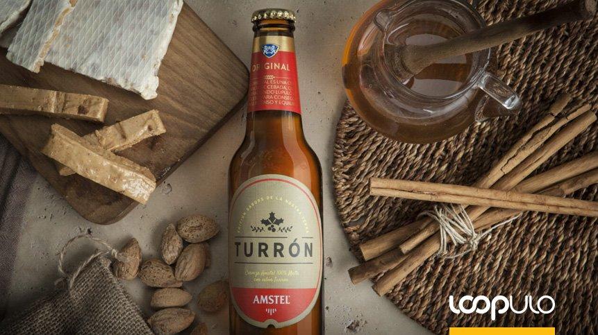 Amstel Turrón, los valencianos lanzan su cerveza de Navidad – Loopulo