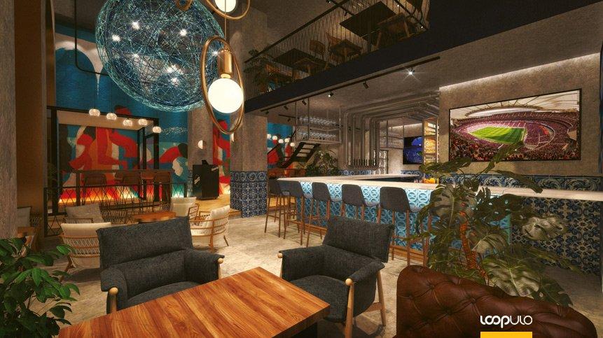 Blue Moon TapHouse, abrirá su primer bar de Europa en Madrid | Loopulo