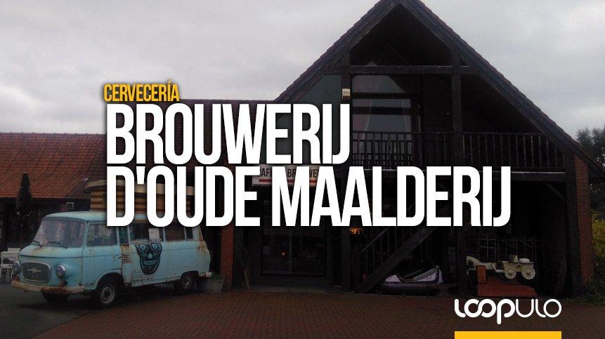 Brouwerij D'Oude Maalderij, la cervecería de Jef Pirens