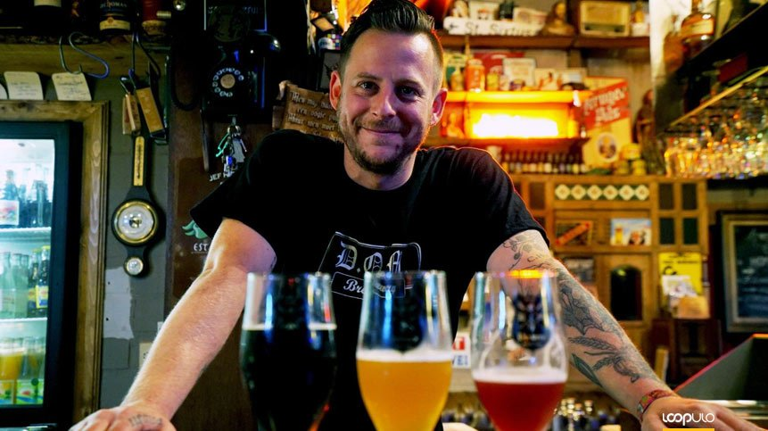 Brouwerij D'Oude Maalderij, la cervecería de Jef Pirens – Loopulo