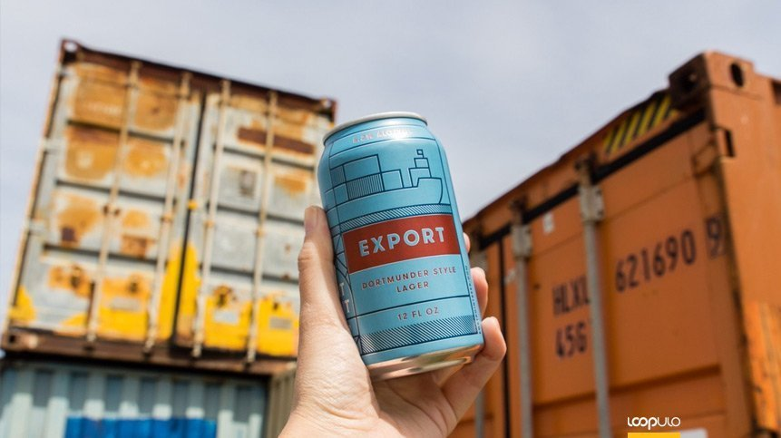 Export Dortmunder Style Lager – Loopulo